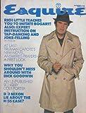 img - for Esquire Magazine (November 1975) Nixon Vs. Hiss; Steak Tartare; Alan King; Donna Mckechnie; Rich Little; David Hamilton; the Marines Today; High-society Lunch; La Cote Basque 1965 book / textbook / text book
