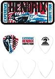Jim Dunlop JH-PT09M Tribute Tour Pick Tin EA