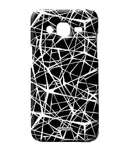 Grunge Web - Sublime Case for Samsung Grand Prime