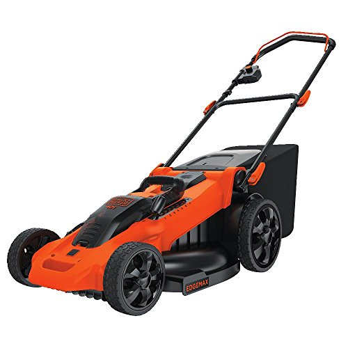 BLACK DECKER 40V MAX Lithium Ion Lawn Mower