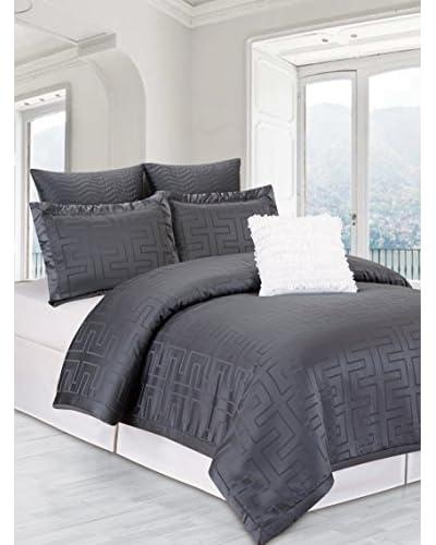 Duck River Textiles Schillman 6-Piece Overfilled Comforter Set