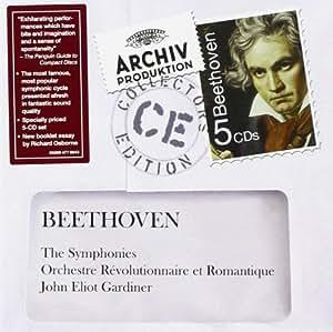 Beethoven : Les Symphonies (Coffret 5 CD)