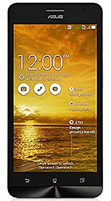 Asus Zenfone 5 (White, with 16 GB, with 1.6 GHz Processor)
