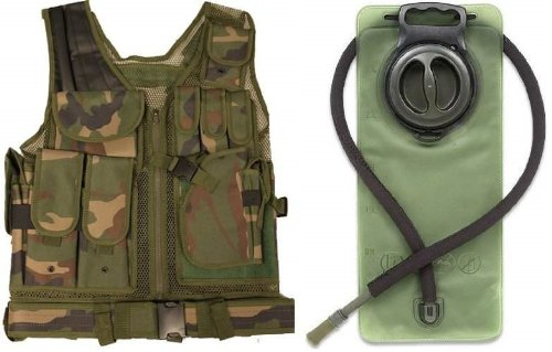 Ultimate Arms Gear Camouflage Vest
