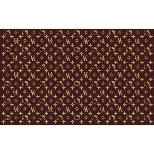 Amazon.com - HelloKitty -Louis Vuitton Monogram A1 canvas art print
