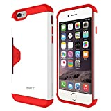 MTT Golf Fit Shock Proof Premium Case for iPhone 6S / 6 (RED)