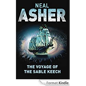 The Voyage of the Sable Keech (Spatterjay 2) (English Edition)