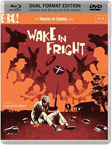 WAKE IN FRIGHT (Masters of Cinema) (Dual Format Blu-ray & DVD) [Edizione: Regno Unito]