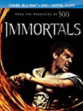 Immortals Blu-ray SteelBook