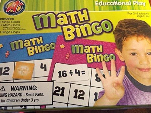 Math Bingo - 1