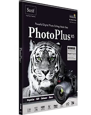 PhotoPlus X5 (PC)