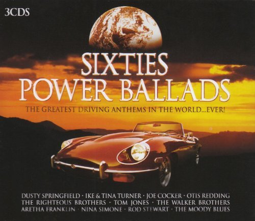 Various Artists - Sixties Power Ballads By Various Artists - Zortam Music