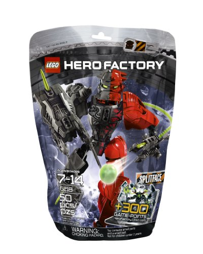 LEGO Hero Factory Splitface 6218 (japan import)