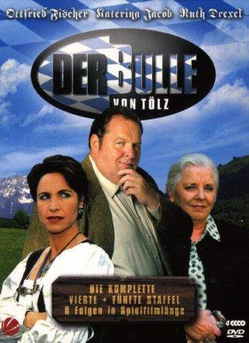 Der Bulle von Tölz - Staffel 4 & 5 (4 DVDs)