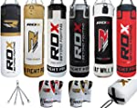 RDX Heavy Boxing 4FT/5FT Punch Bag Fi...