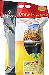 Brewer\'s Best Brew In A Bag: India Red Ale 5 Gallon Recipe Kit
