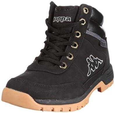 Kappa BRIGHT MID W Footwear women, Damen Hohe Sneakers, Schwarz (1111 black), 36 EU