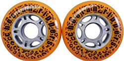 Rippers Ripstik Wheels 76mm Cheetah