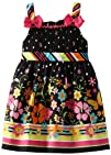 Youngland Baby-girls Infant Sleeveless Butterfly Border