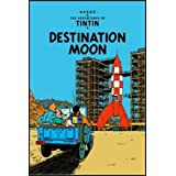 Destination Moon (The Adventures of Tintin)by Georges Remi Herg�