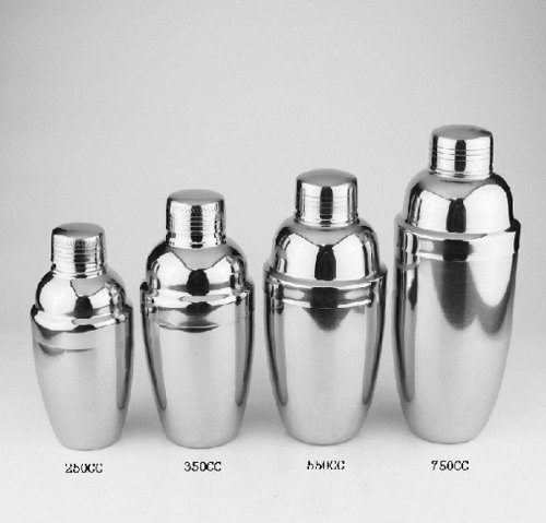 Hot 4 Size Stainless Steel Cocktail Drink Martini
