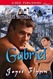 Gabriel [Marius Brothers 7] (Siren Publishing Classic ManLove)
