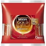 ネスカフェ ゴールドブレンド カフェインレス スティック 2g×50P