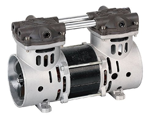 Generic Small Piston Vacuum Pump 320W 50L Per Min