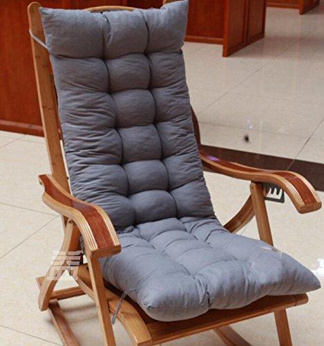WYJ Divano lounge sedia cuscino sedia a dondolo cuscini cuscino per ...