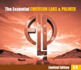 The Essential 3.0 Emerson, Lake & Palmer (Eco-Friendly Packaging)