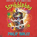 Scribbleboy Audiobook by Philip Ridley Narrated by Rusell Boulter