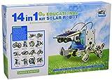 CEBEKIT - Kit Juguete Didactico Educativo 14 X1 Educacional Solar Robot C-9921