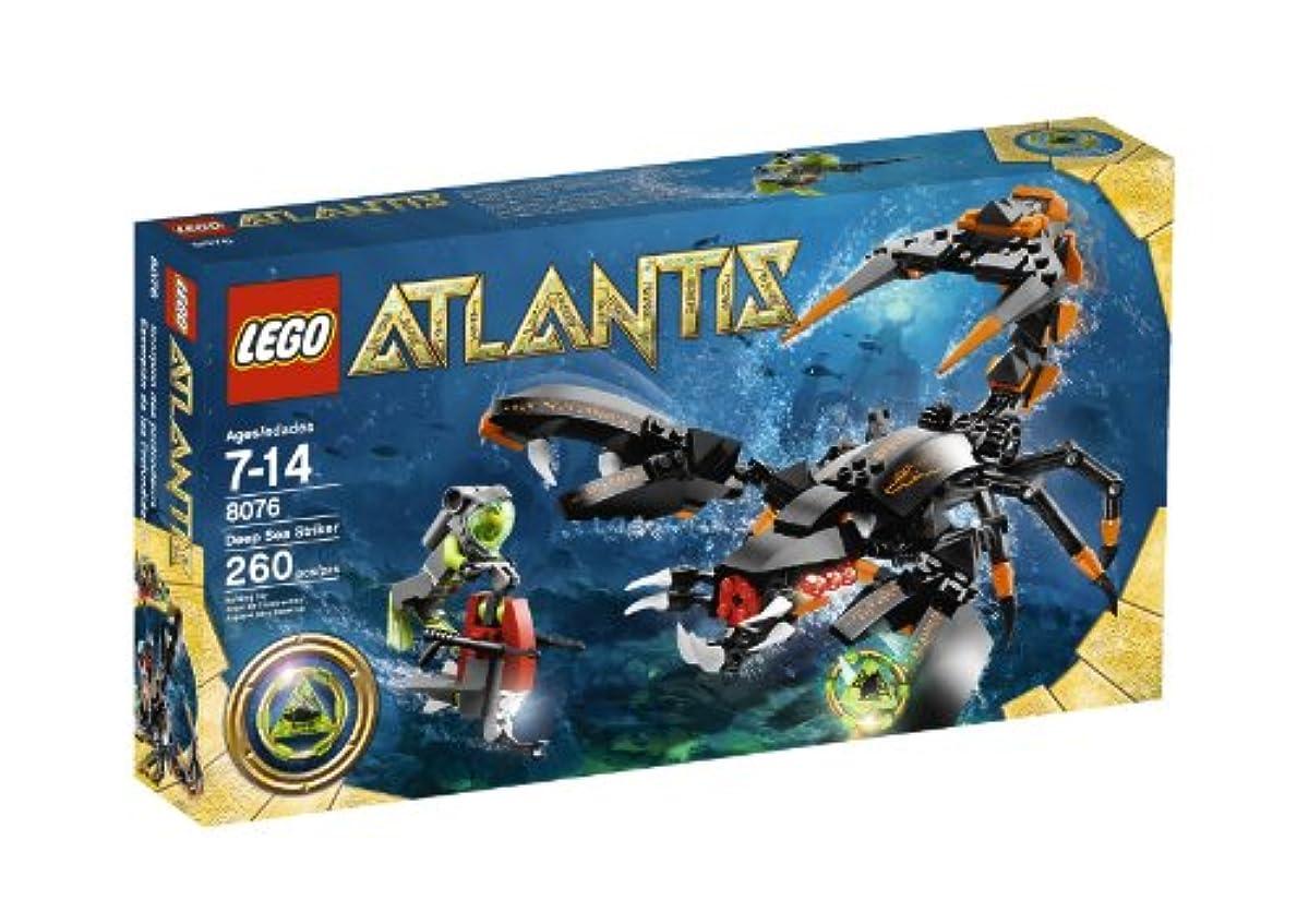 [해외] LEGO� ATLANTIS DEEP SEA STRIKER 8076