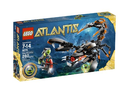 LEGO® Atlantis Deep Sea Striker 8076 Amazon.com