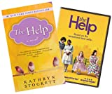 img - for The Help (Paperback Book & Movie DVD Bundle) book / textbook / text book
