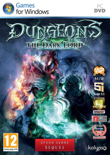Dungeons The Dark Lord  (PC)