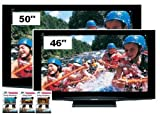 "Panasonic Viera TH-46PZ850U 46"" & TH-50PZ850U 50"" 1080p Plasma TV"