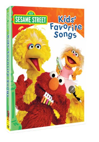 Sesame Street: Kids' Favorite Songs Picture