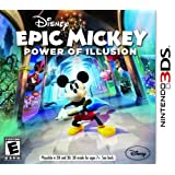 Epic Mickey: Power of Illusion Nintendo 3DS