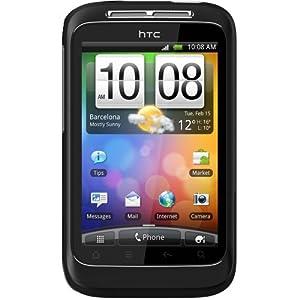 HTC Wildfire S Sim Free Mobile Phone - Black