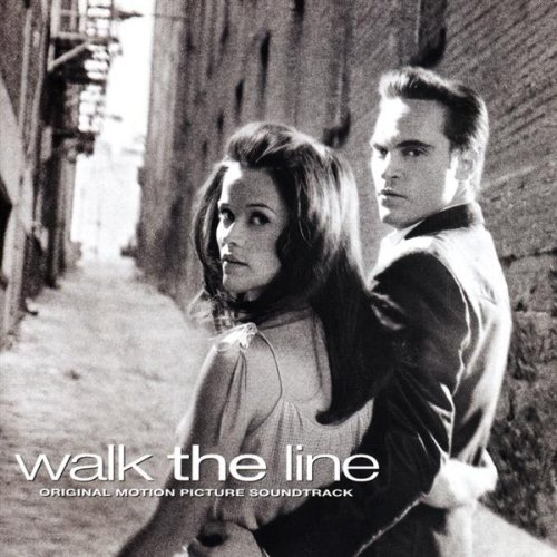 album reese witherspoon walk the line
