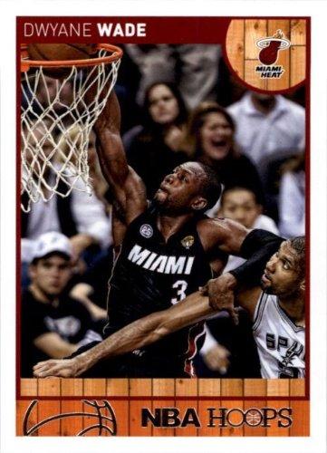 2013 Dwyane Wade Hoops NBA Basketball Series Mint Card 52 Dwyane Wade M (Mint) ngk chapters hoops