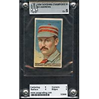 1888 N162 Goodwin Ed Andrews Phillies AAA 5 EX 283891 Kit Young Cards