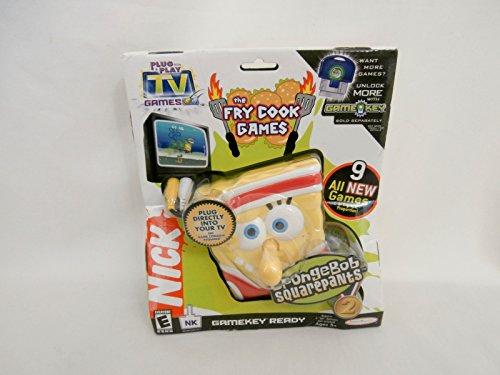 SpongeBob SquarePants: Plug & Play TV Games II