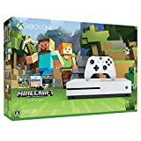 Microsoft Xbox One S 500 GB (MINECRAFT ト 日本マイクロソフト