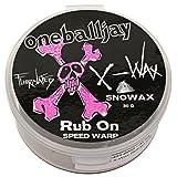 One Ball Jay X-Wax Rub-on Snowboard Wax