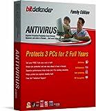 Bitdefender Antivirus 2009  - 2 Yr/3Pc [OLD VERSION]