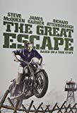 The Great Escape - Steve McQueen, James Garner, Donald Pleasance, James Coburn, Charles Bronson, David McCallum, Gordon Jackson, James Donald, Richard Attenborough, John Leyton, Nigel Stock
