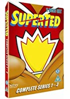 The Complete Superted Series 1-3 [DVD]