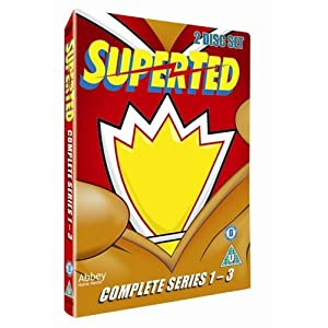 Superted DVD